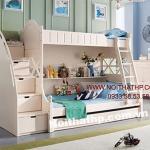 Giường tầng trẻ em baby JYA09