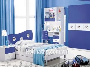 Giường tủ trẻ em giá rẻ nhất MS886