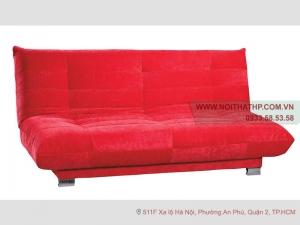Sofa bed cao cấp DA-80 đỏ