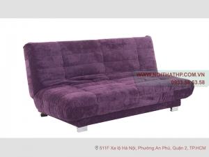 Sofa bed cao cấp DA80 tím