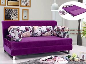 Sofa bed gấp ba tiện lợi giá rẻ DA10