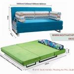 Sofa bed tiện lợi tiết kiệm diện tích DA10