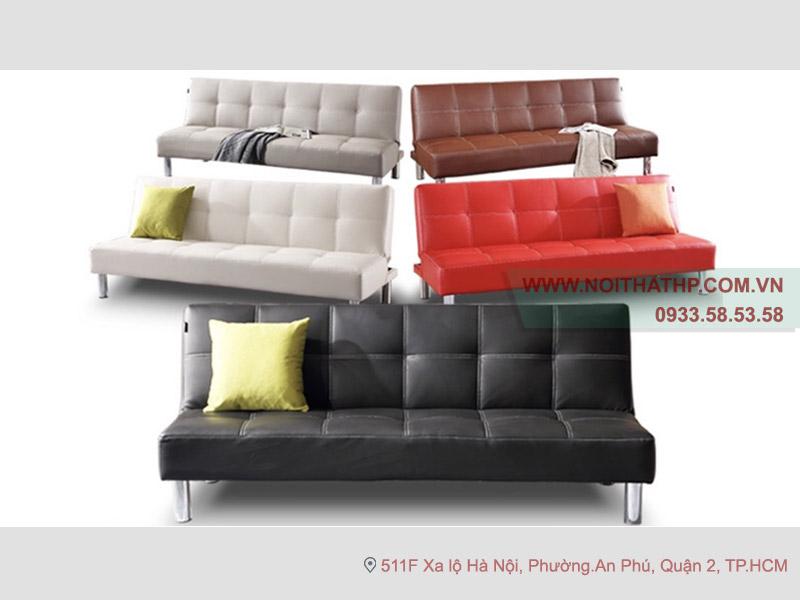 Sofa bed tiết kiệm diện tích DA88