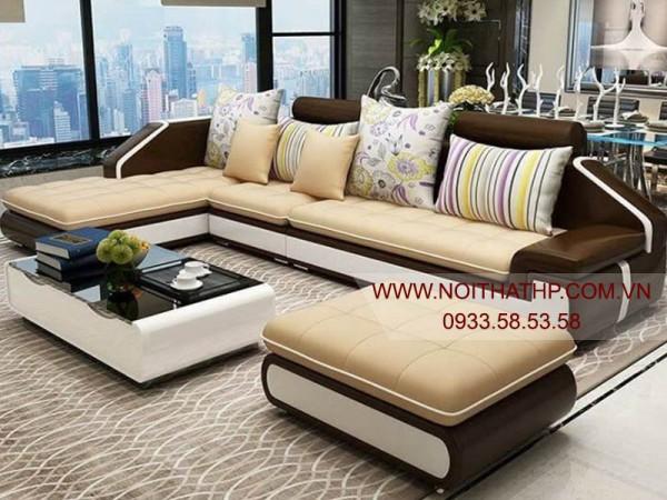 Sofa góc giá rẻ HP220g