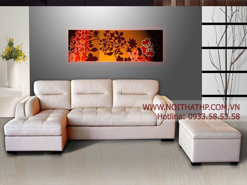 Sofa góc giá rẻ HP222G